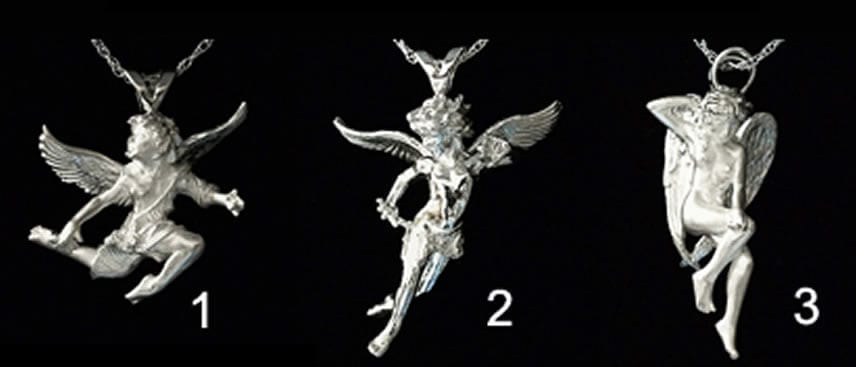 Angels to the Rescue Pendants