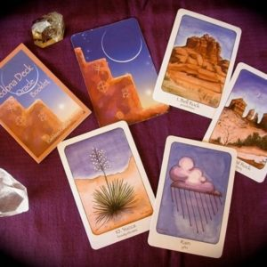 The Sedona Deck & Oracle