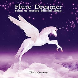 Flute Dreamer by Chris Conway