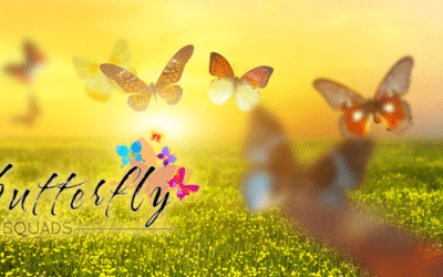 The Butterfly Squad by Laurelle Gaia 2017 Winter Edition of Reiki News